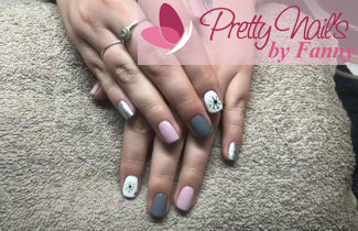 Pretty Nail's by Fanny - Réalisations